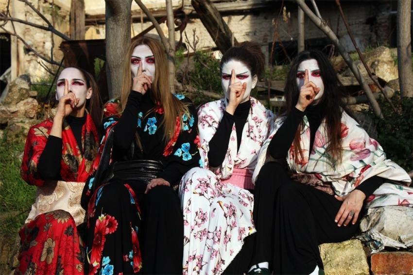 Αποτέλεσμα εικόνας για «Ιστορίες Φαντασμάτων από την Ιαπωνία» του Λευκάδιου Χερν στο Θέατρο Άβατον